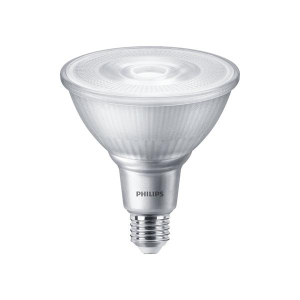 Philips 13-W-PAR38-LED-Lampe Master LEDspot, E27,  1000 lm, dimmbar, warmweiß