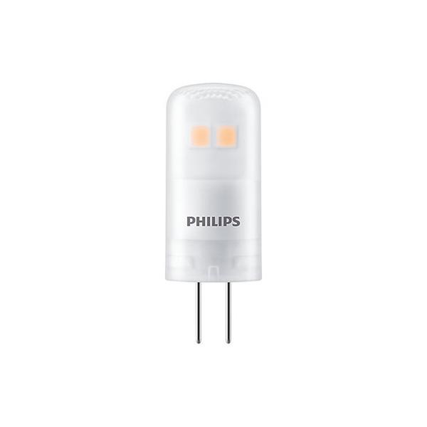 Philips 1-W-G4-LED-Lampe CorePro LEDcapsule, 115 lm, nicht dimmbar, warmweiß