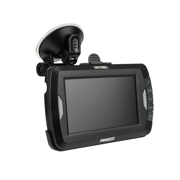 PROUSER Funk-Rückfahr-Kamerasystem DRC4310DC, 12/24 V, mit integrierter Dashcam