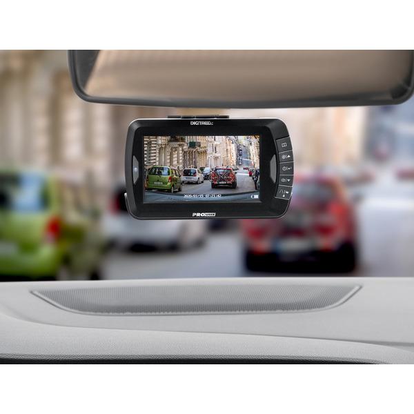 PROUSER Funk-Rückfahr-Kamerasystem DRC4310DC, 12/24 V, mit Dashcam & Nachtsichtkamera