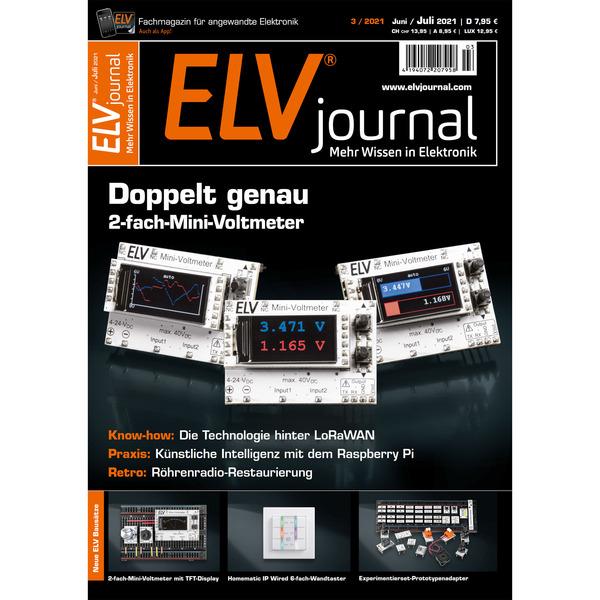 ELVjournal Ausgabe 3/2021 Digital (PDF)