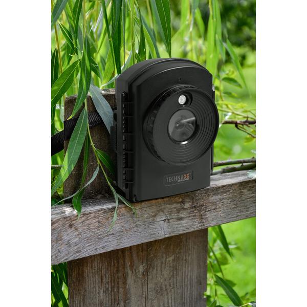Technaxx Full-HD-Zeitraffer-Kamera TX-164, 1080p, Batterie-Betrieb, IP66