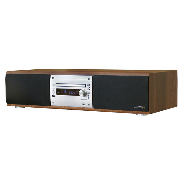 Soundmaster Stereo-Musikcenter DAB1000, DAB+/UKW, Bluetooth, CD-Player