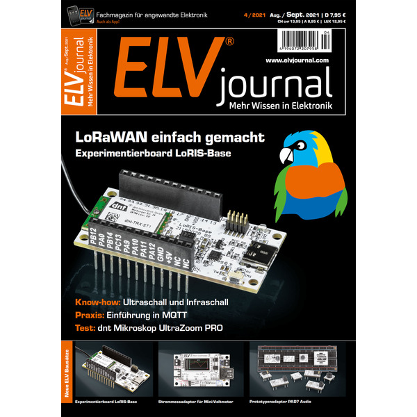 ELVjournal Ausgabe 4/2021 Digital (PDF)