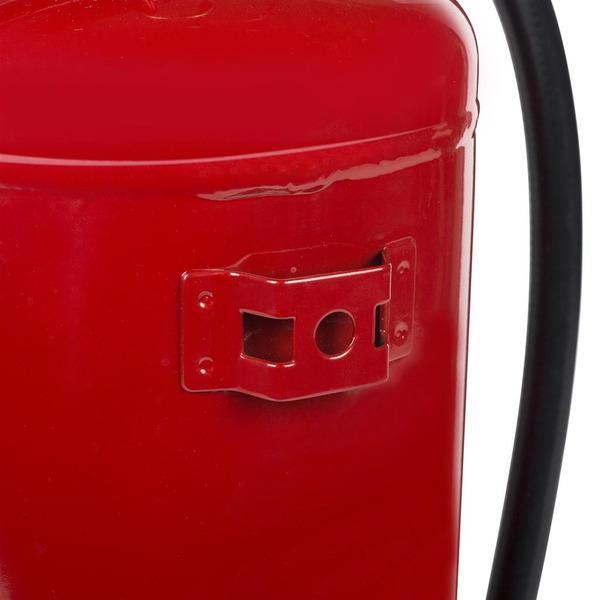 Smartwares Pulver-Feuerlöscher SW BB4, Brandklasse ABC, 4 kg
