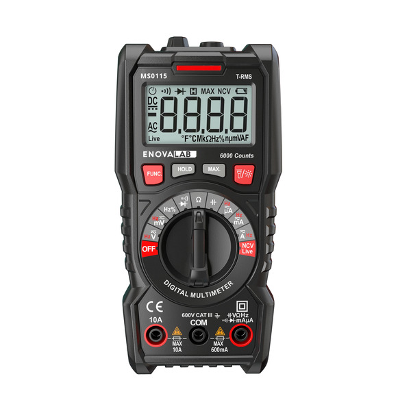VA-LABs TrueRMS Digital-Multimeter, 6.000 Counts