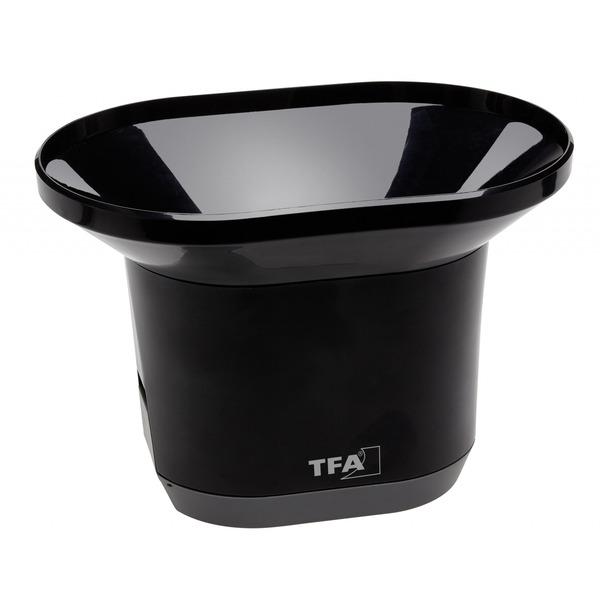 TFA Funk-Wetterstation WEATHER PRO mit Wind- und Regenmesser, 433 MHz