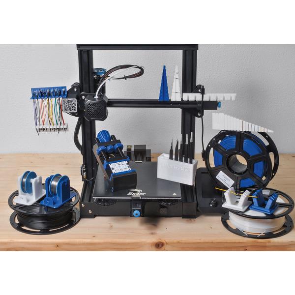 Praktische Helferlein - Elektronik-Tools aus dem 3D-Drucker