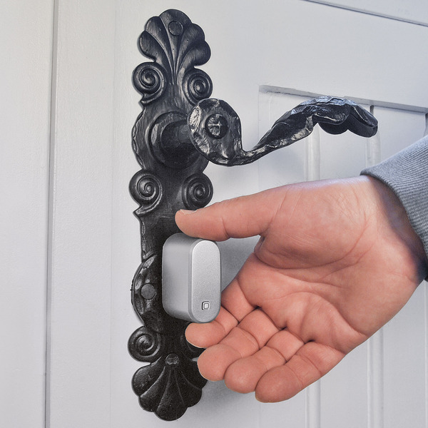 Kleiner Tür-Wächter - Homematic IP Türschlosssensor HmIP-DLS