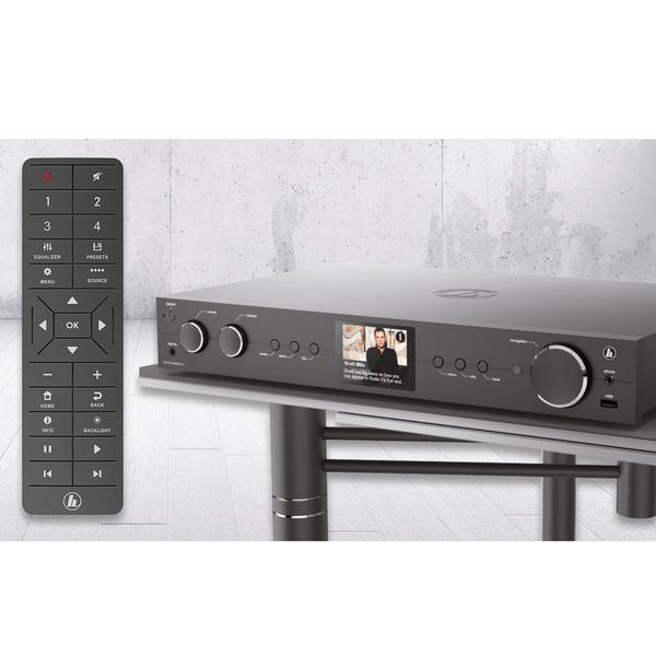 Leser-testen den Radio-Hi-Fi-Tuner DIT2105SBTX
