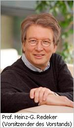 Herr Prof. Redeker Vorstandsvorsitzender der ELV Elektronik AG