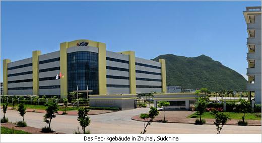 Fabrikgebaeude in Zhuhai - 2011